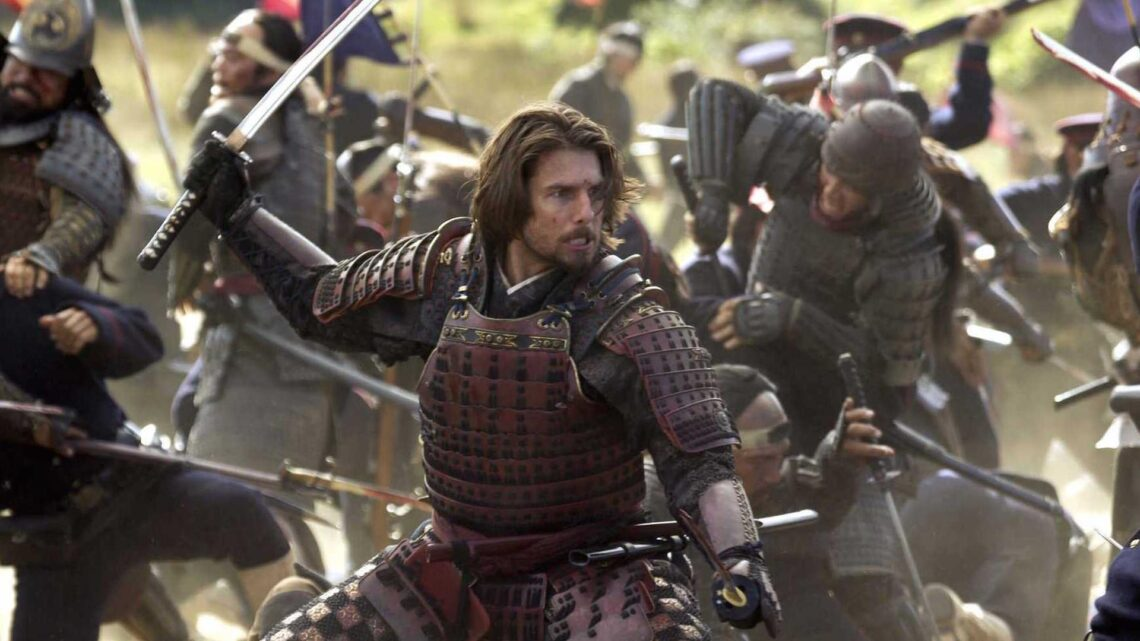 L'Ultimo Samurai con Tom Cruise